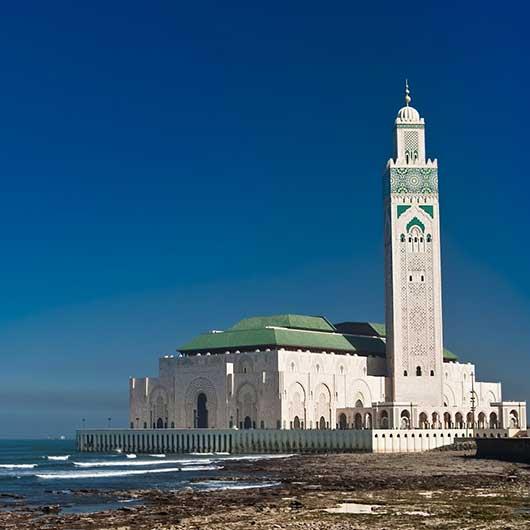 Mezquita de Hassan II (Casablanca)