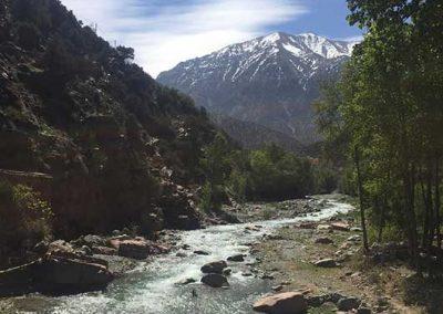 Valle Ourika - Marruecos
