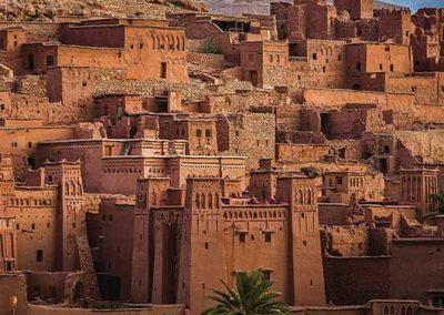 Ait Ben Haddou - Marruecos