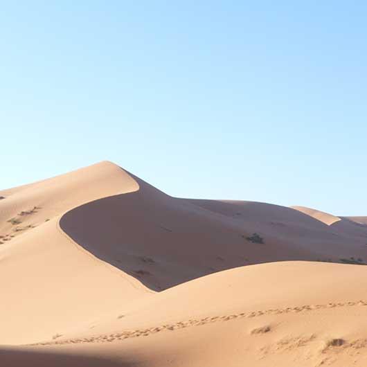 Desierto de Merzouga