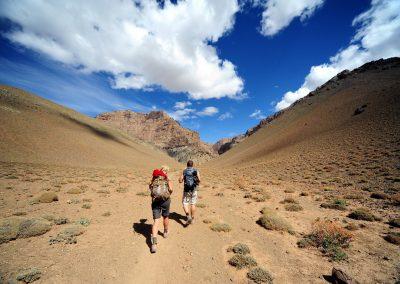 Trekking Rutas de los nomadas