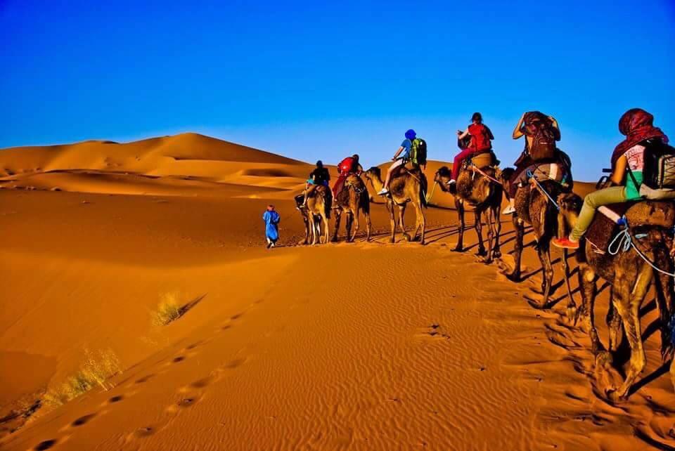 Desierto de Zagora